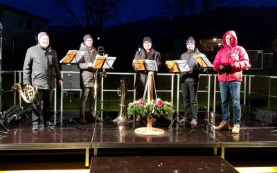 Advent in Traboch